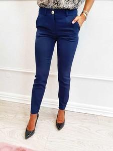 Niebieskie spodnie Magneticsklep w stylu casual