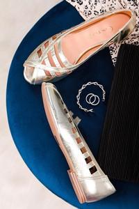 Złote baleriny Casu