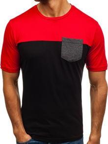 T-shirt Denley z krótkim rękawem