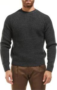 Sweter Manuel Ritz z wełny w stylu casual