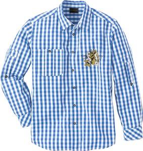 Koszula bonprix bpc selection z klasycznym kołnierzykiem z bawełny
