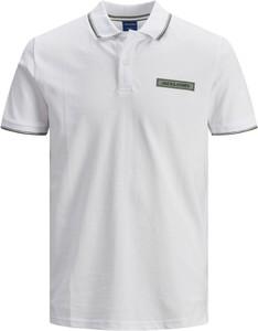 Koszulka polo WARESHOP z bawełny