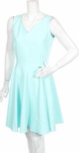 Niebieska sukienka NUMOCO mini