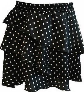 Czarna spódnica ELEVENSTORY midi