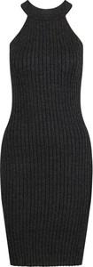 Czarna sukienka Guess Jeans bez rękawów