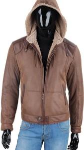 6fa7c8ec67eed kurtka skóra naturalna - stylowo i modnie z Allani