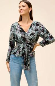 Bluzka ORSAY w stylu casual z tkaniny