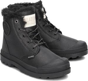 Buty dziecięce zimowe Palladium