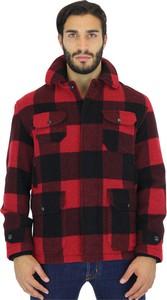 Koszula Woolrich z wełny