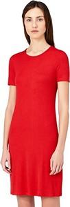 Czerwona sukienka Meraki