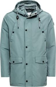 Niebieska kurtka Revolution w stylu casual