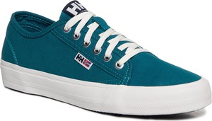 Tenisówki HELLY HANSEN - Fjord Canvas Shoe V2 114-65.497 Deep Lagoon/Evening Blue/Off White