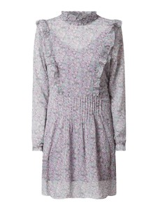 Fioletowa sukienka Neo Noir w stylu casual mini