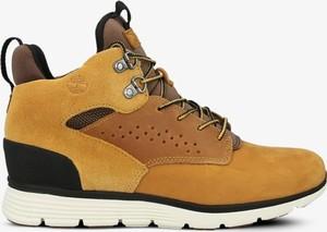 Sneakersy Timberland w sportowym stylu sznurowane