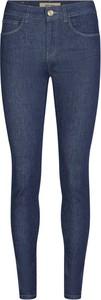 Niebieskie jeansy Mos Mosh w stylu casual