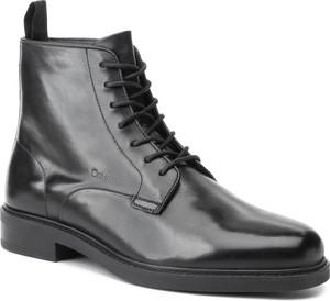Buty zimowe Calvin Klein sznurowane