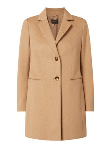 Płaszcz Montego z wełny w stylu casual