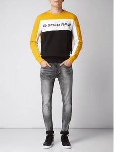Złota bluza G-Star Raw
