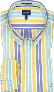 Koszula Gant z klasycznym kołnierzykiem