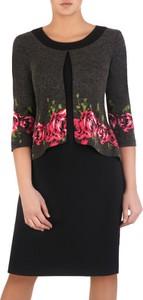 e2d6057457 sukienki zakrywające brzuch - stylowo i modnie z Allani