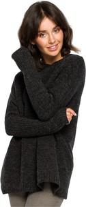 Czarny sweter Be