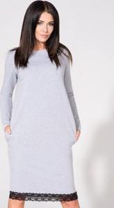 Sukienka Tessita z dresówki
