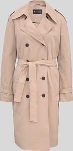 Płaszcz CANDA w stylu klasycznym z bawełny