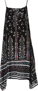 Sukienka Multu w stylu casual na ramiączkach mini