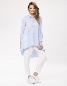 Koszula Look made with love w stylu casual z długim rękawem
