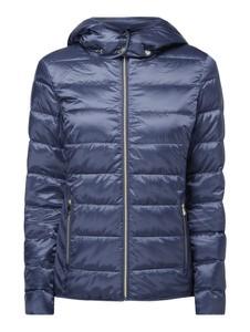 Niebieska kurtka Christian Berg Woman Selection w stylu casual