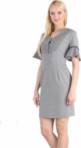 5a721695ac sukienka ołówkowa 44 - stylowo i modnie z Allani