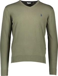 Sweter U.S. Polo z kaszmiru