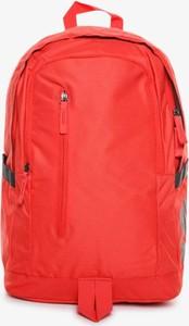Czerwona torba sportowa Nike