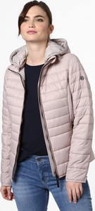 Różowa kurtka Franco Callegari krótka w stylu casual