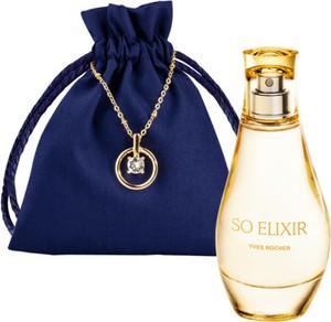 Yves Rocher Woda perfumowana So Elixir z naszyjnikiem