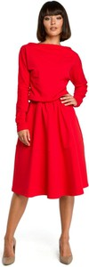 Sukienka Merg rozkloszowana