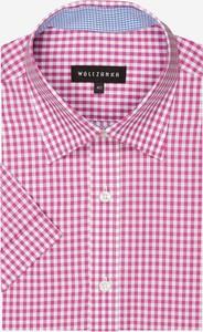 a1cff9a46 koszule męskie krótki rękaw wólczanka - stylowo i modnie z Allani