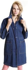 Płaszcz Big Star z tkaniny w stylu casual
