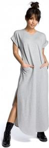 Sukienka Be z bawełny oversize