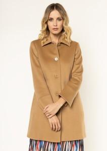 Brązowy płaszcz Max & Co.