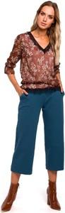 Spodnie Merg w stylu retro