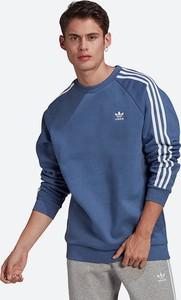 Niebieski sweter Adidas Originals
