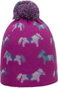 Różowa czapka Döll