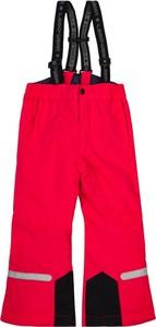 Czerwone spodnie dziecięce LEGO Wear