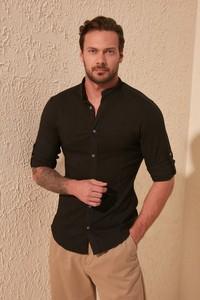 Czarna koszula Trendyol