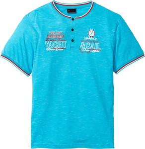 Niebieska koszula bonprix bpc selection w młodzieżowym stylu