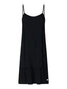 Sukienka Marc O'Polo w stylu casual z dekoltem w kształcie litery v na ramiączkach