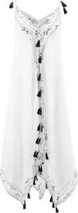 Sukienka bonprix bpc selection asymetryczna na plażę