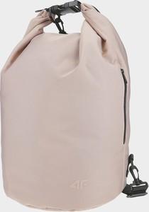 Bordowy plecak 4F