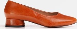 Baleriny Marco Shoes w stylu casual